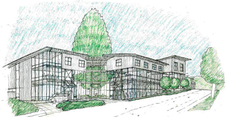 Winslow Hotel Plans Bainbridge Island