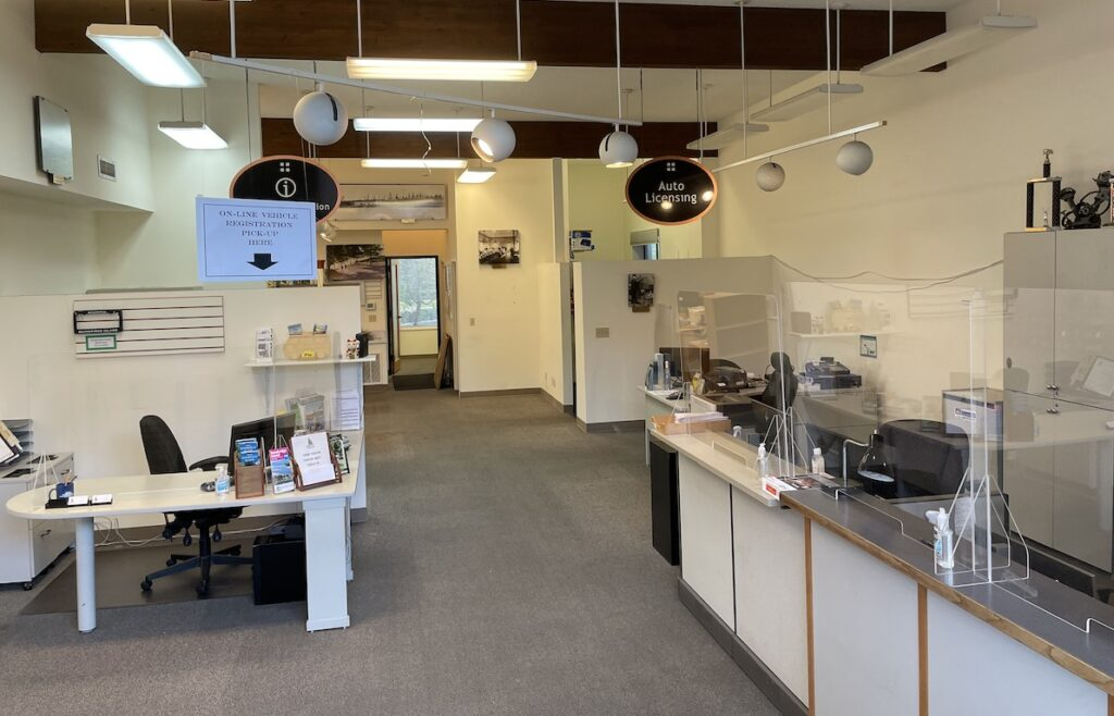 Bainbridge Island Chamber Offices May 2021