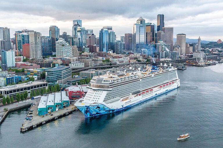 2021 Summer Cruise Season - Port of Seattle Cruise Ship