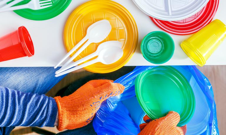 Single Use Plastics Bainbridge Island