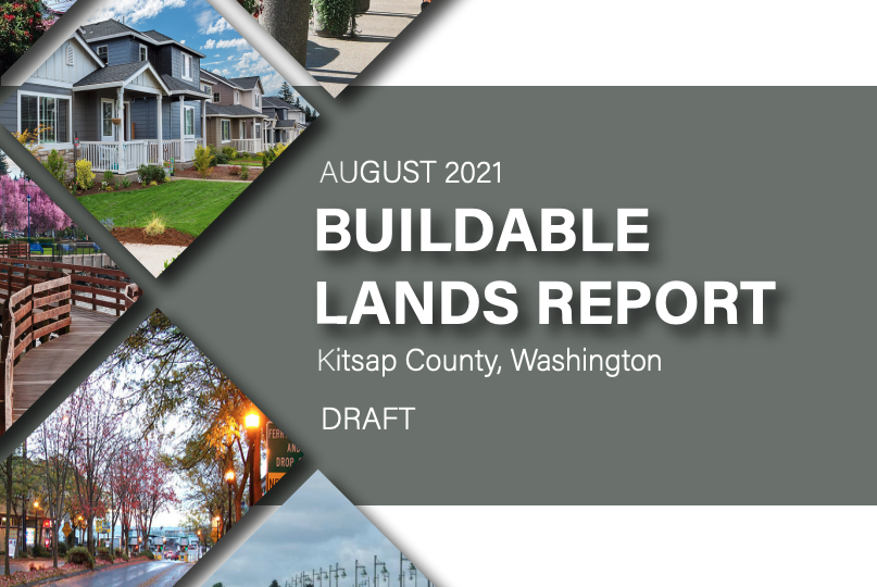 Kitsap County Buildable Lands Report 2021
