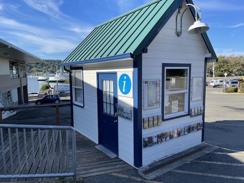 Bainbridge Info Kiosk